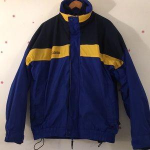 Vintage Columbia Men's Jacket (large)